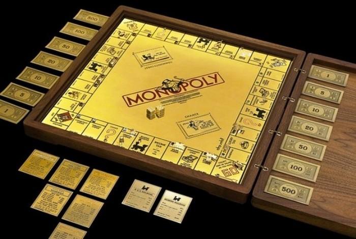 Золотая монополия.