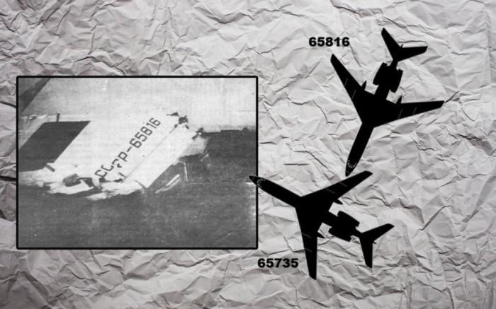 Столкновение двух пассажирских лайнеров, о котором молчали до последнего. / Фото: www.1923.dm