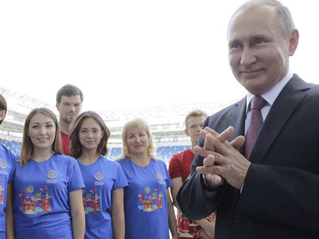 Россия может принять летнюю …