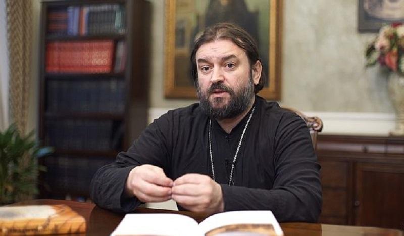 Протоиерей Андрей Ткачев рас…