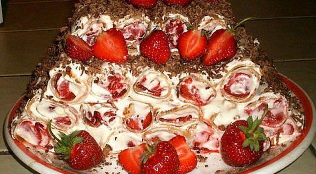 Домашние торты — 6 рецептов