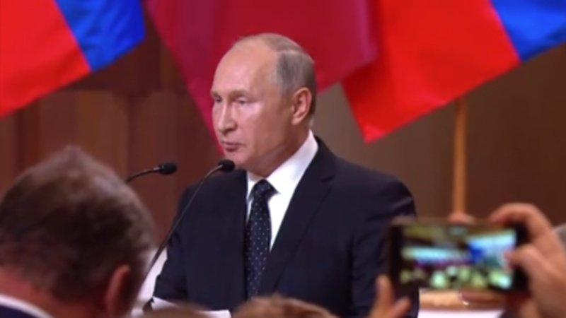Путин призвал учитывать инте…