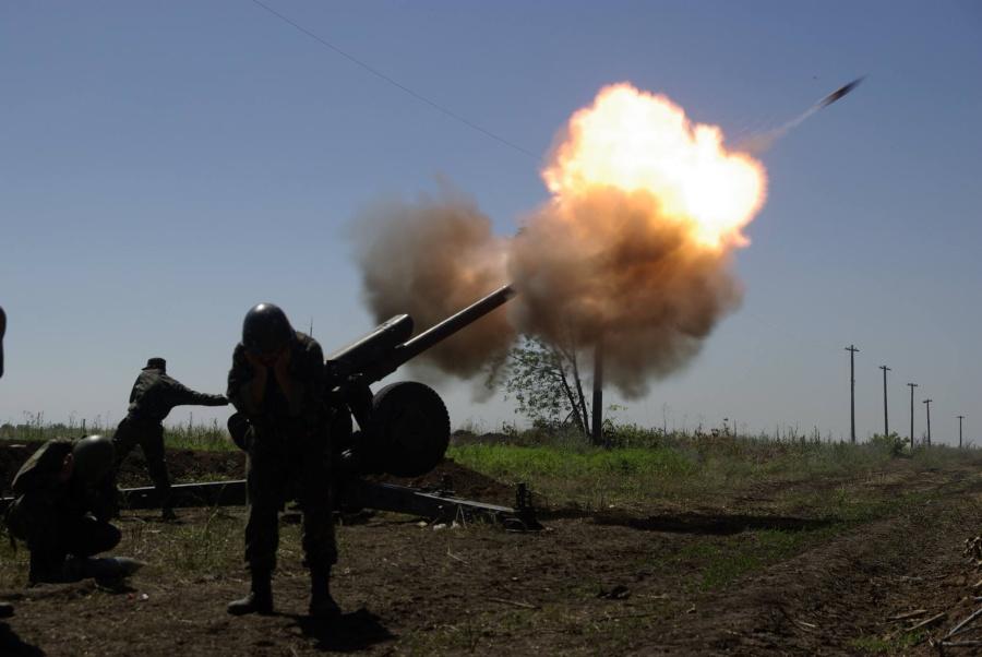 СЦКК: украинские террористы ведут обстрел ДНР