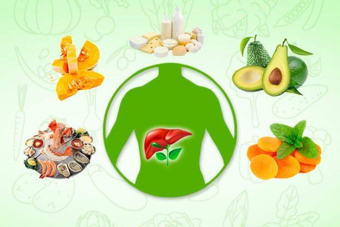 Употребляйте эти продукты и ваша печень сама будет легко удалять все токсины из организма