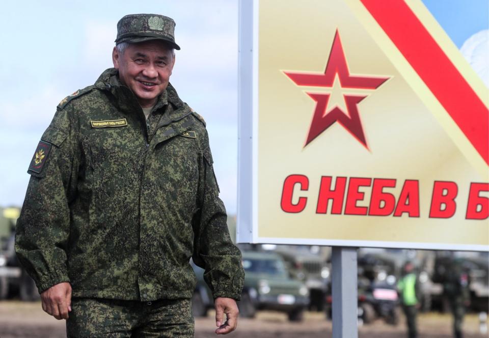 Шойгу предложил создать в Сибири новую «столицу» России