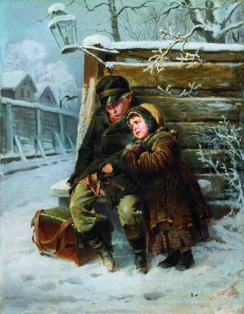 художник Константин Маковский – 3-04