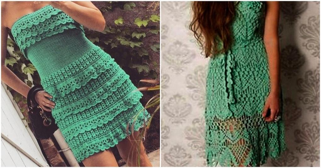 Ажурное вязание — первый шаг к обновлению летнего гардероба