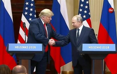 Путин: переговоры с Трампом прошли в откровенной атмосфере