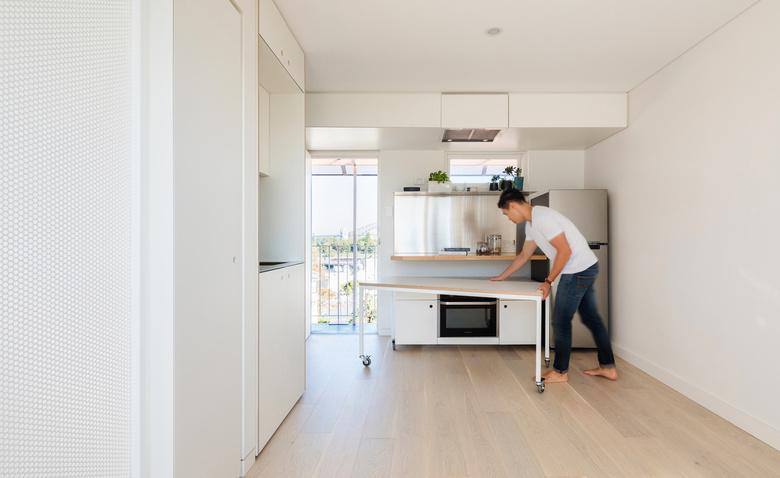 Студия 24 кв. м. для полноценной жизни в Сиднее