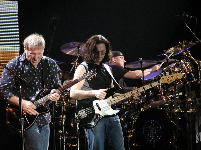 ЗАРУБЕЖКА. Группа Rush