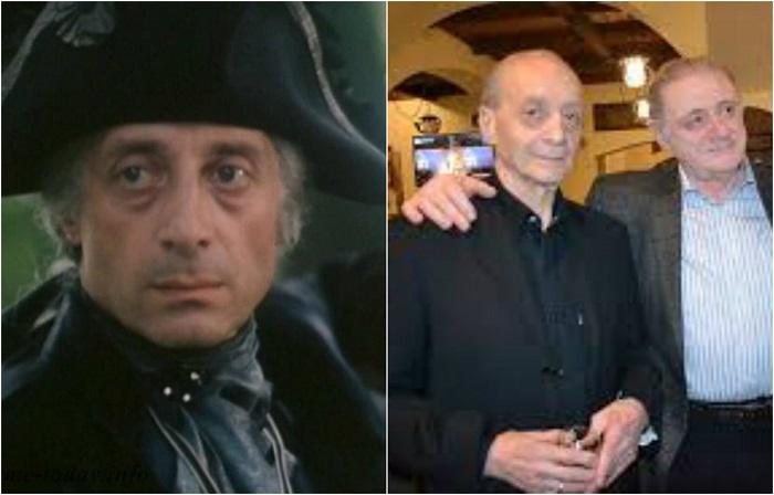 Российский и грузинский актер сыграл авантюриста, мошенника и обманщика графа Джузеппе Калиостро.