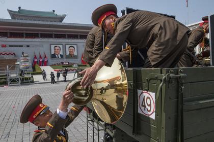 Баллистические ракеты КНДР «спрятались» от спутников США