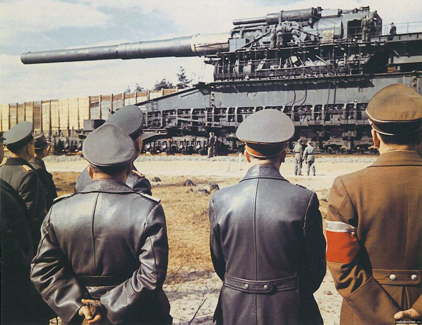 Неизвестные факты Второй мировой войны факты, интересное