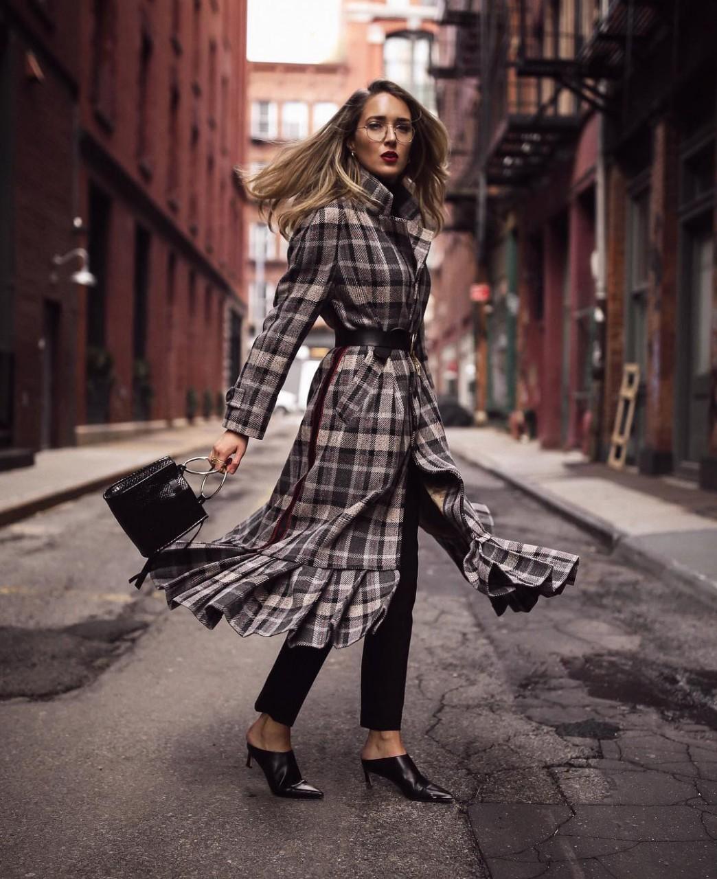 Тренды городской моды: модные образы на каждый день