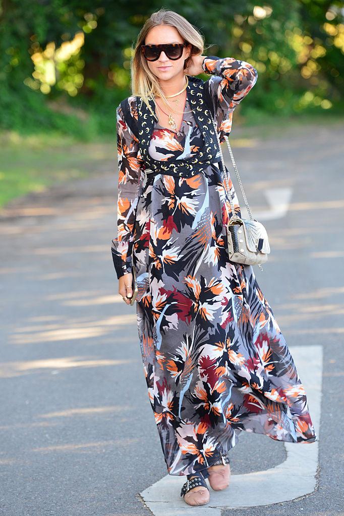 мода осень 2018 - платья