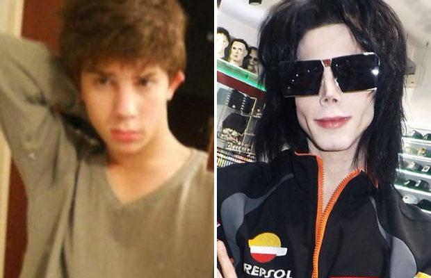 Аргентинец мечтал стать лучшим двойником Майкла Джексона в мире