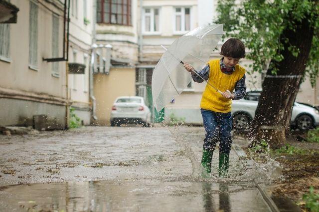 Власти Волгограда ввели режим ЧС из-за ливней