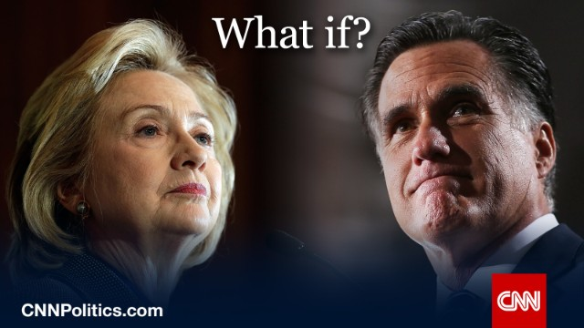 Sizing up a Clinton-Romney race