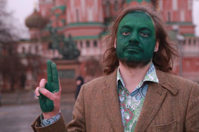 Почему зеленку используют только в России