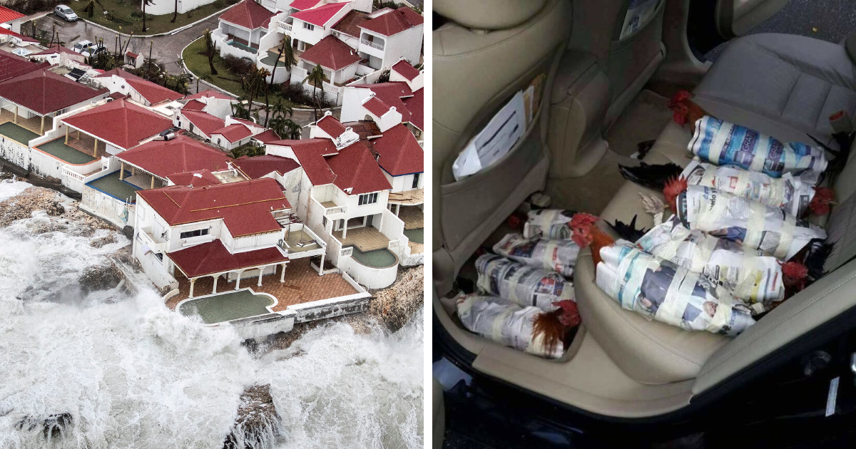 10+ Horrifying Photos That Reveal How Bad Hurricane Irma Truly Is
