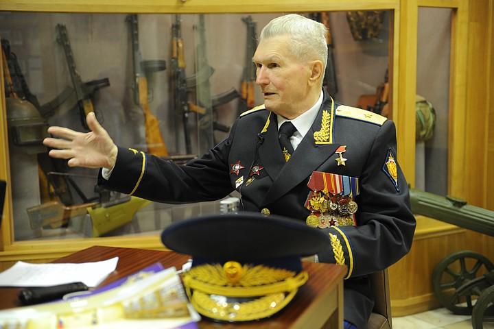 Герой Советского Союза, гене…