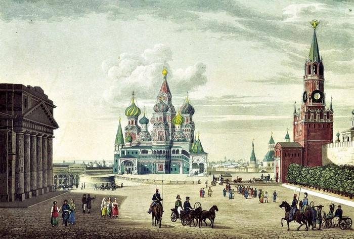 Как землетрясение в Москве напугало Пушкина и вдохновило Карамзина