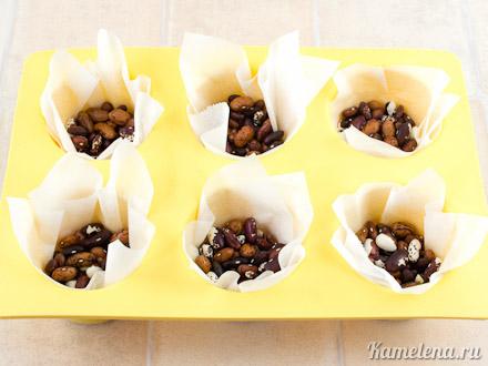 Тарталетки с лимонным кремом — 11 шаг