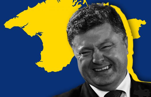 Как в школьную тетрадку, вносим вопросы о вступлении в НАТО и ЕС: на Украине высмеяли Порошенко