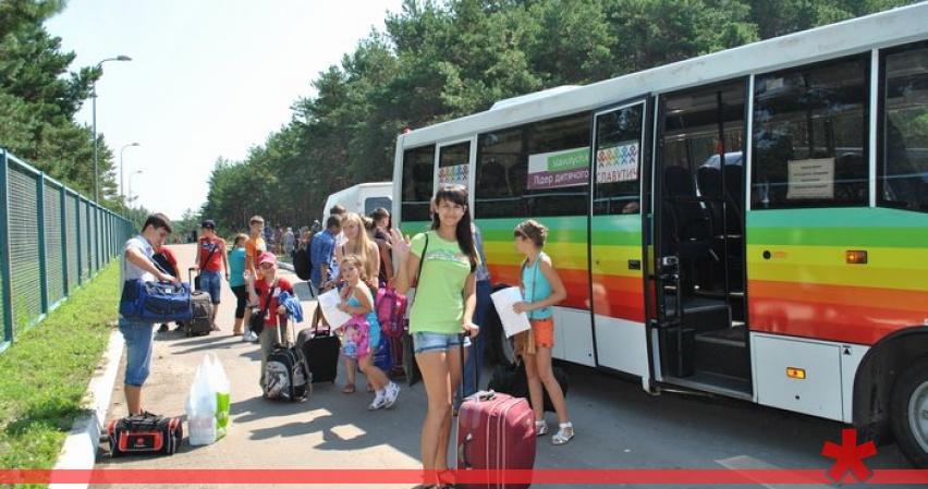 Приехавших на отдых в Феодосию детей из Кемерово вернули домой