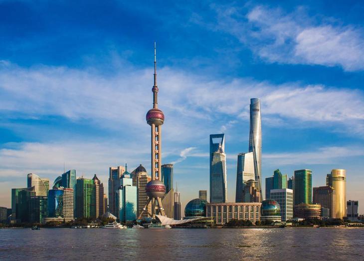 Шанхай (Китай)