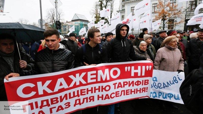 Украинские политики призываю…