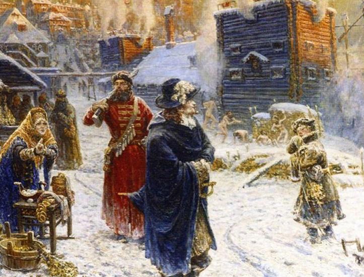 Почему на Руси не посещали баню по понедельникам