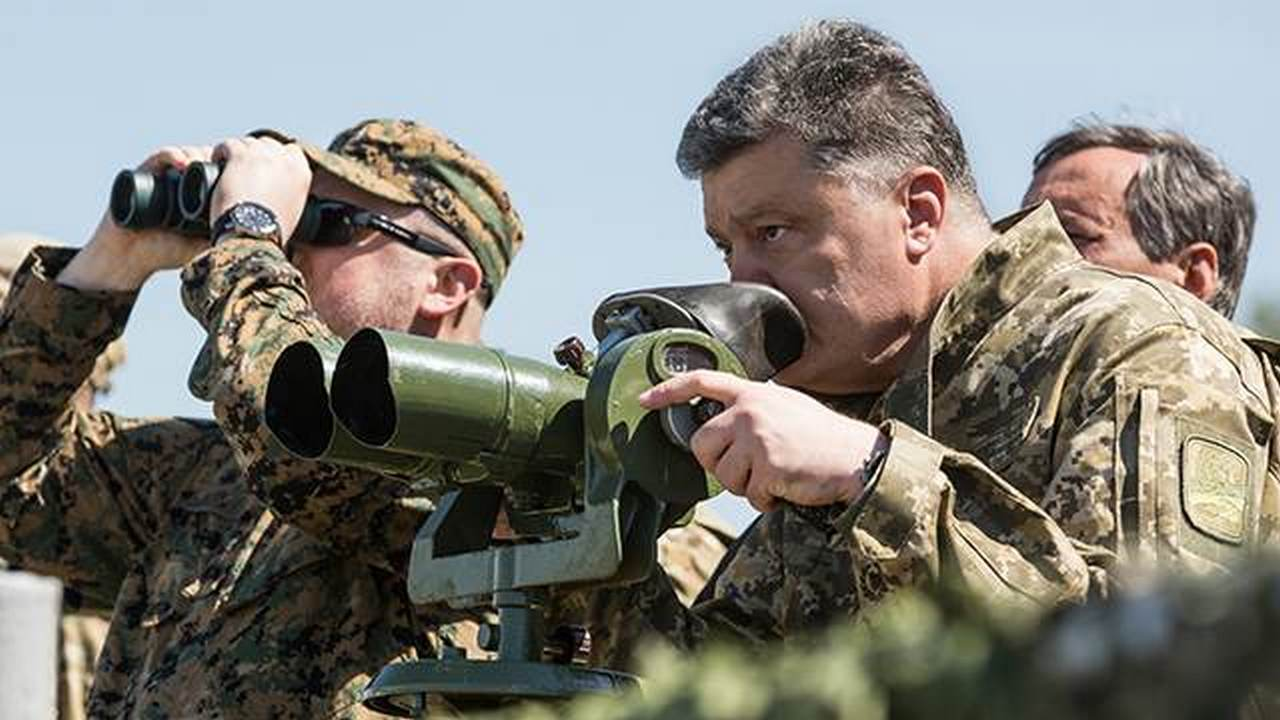 Технологии украинского террора