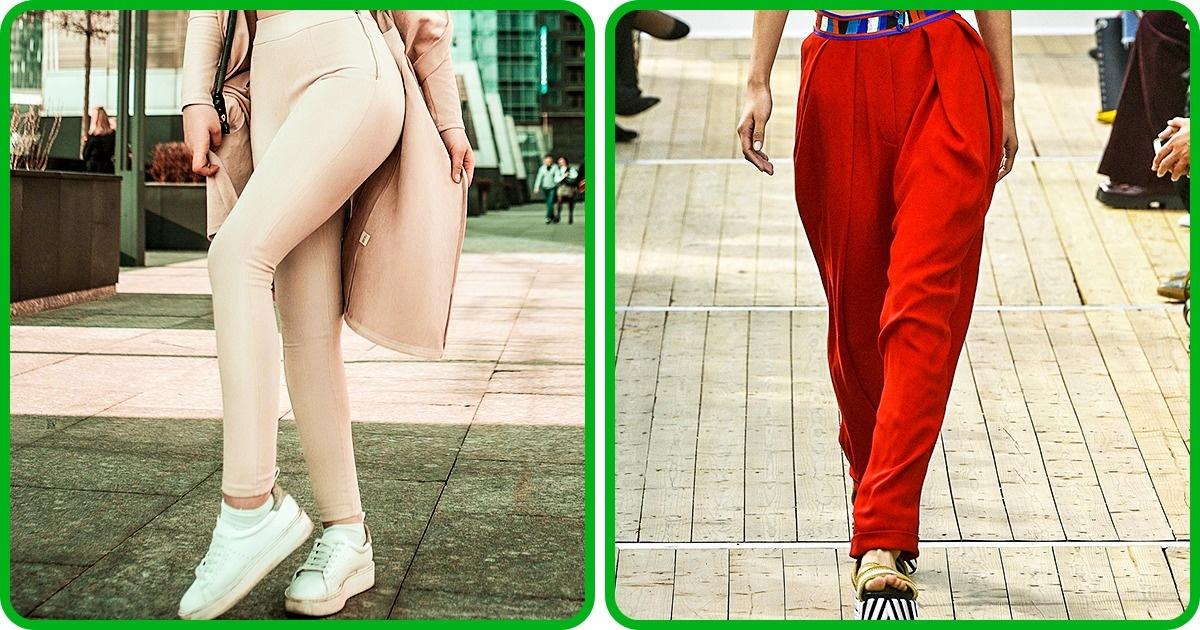 Картинки по запроÑу Как выбрать брюки в завиÑимоÑти от типа фигуры (Спойлер: оÑторожнее Ñ ÐºÐ°Ð¿Ñ€Ð¸)