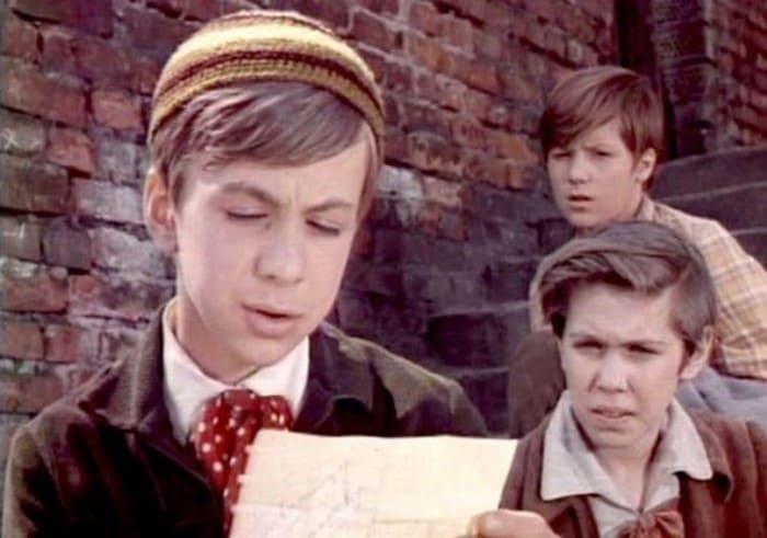 Кадр из фильма *Кортик*, 1973 | Фото: kino-teatr.ru segodnya.ua