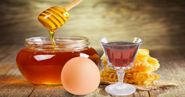 Яйцо+мед+коньяк+лимон = эликсир от болей и слабости организма! Попробуйте!