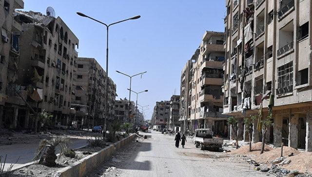 Новости Сирии. Сегодня 9 мая 2018