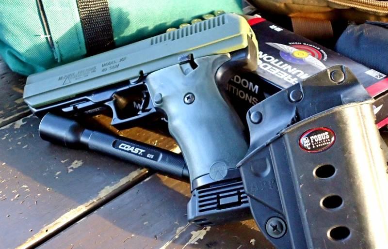 Насколько крепок самый дешевый пистолет?