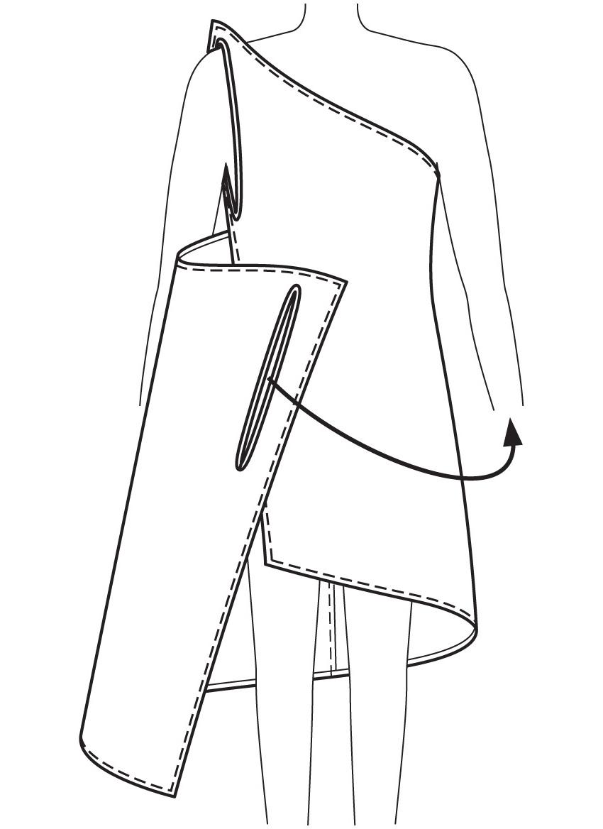 Как быстро сшить платье своими руками из трикотажа