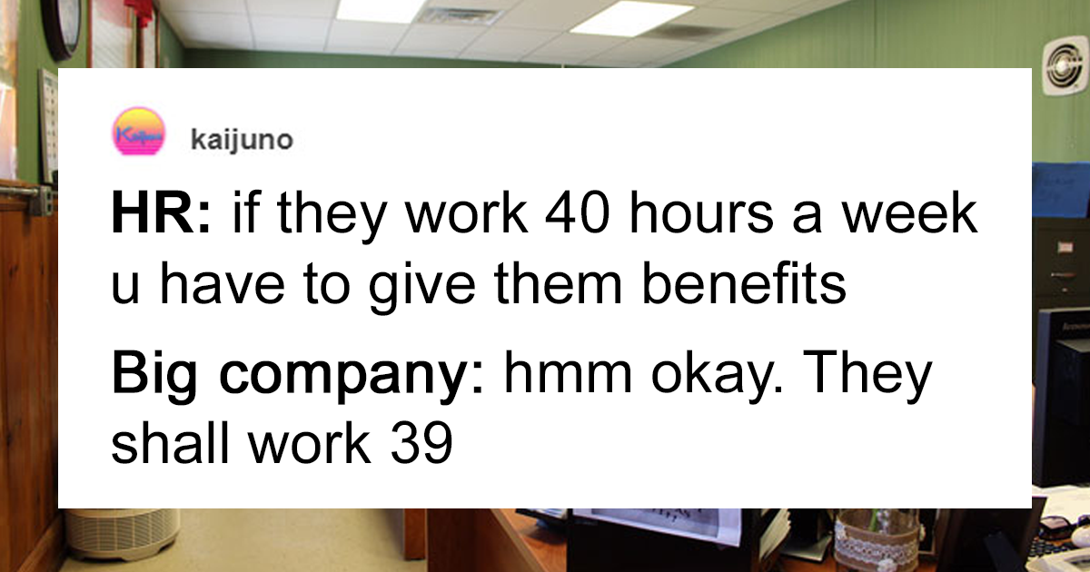Tumblr Users Explain How Businesses Exploit Employees, And It'll Make You Laugh, Then Cry