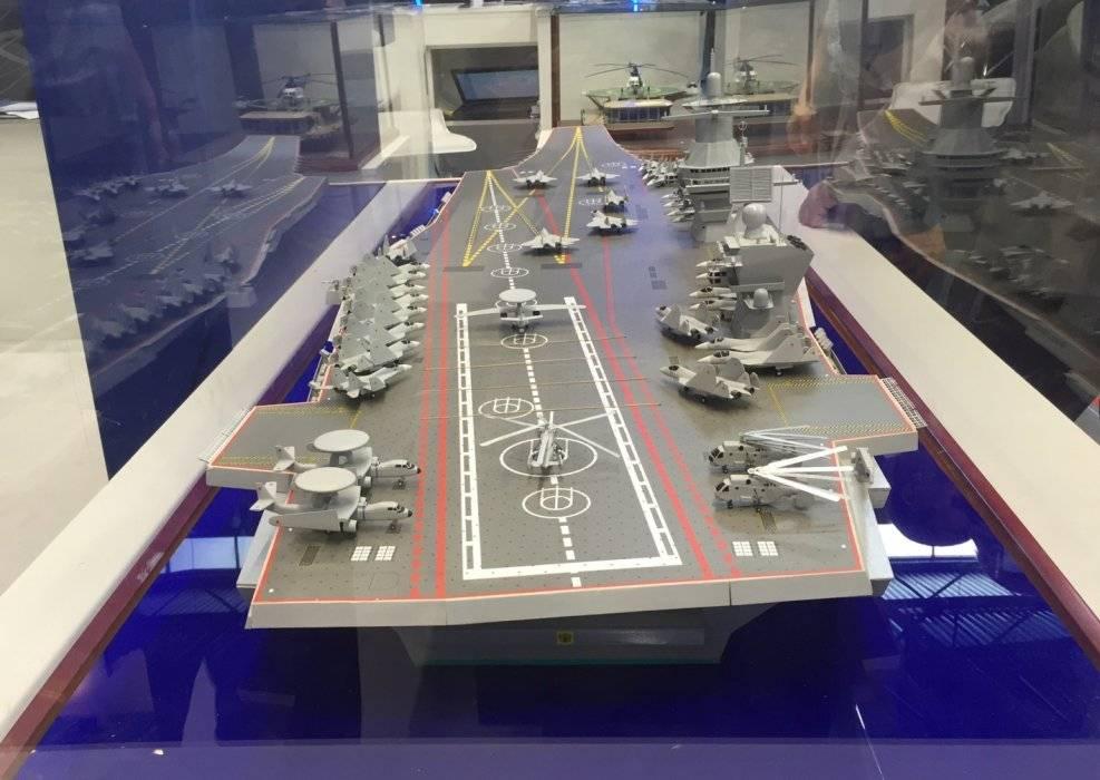 Российский суперавианосец «Шторм» - покоритель океанов