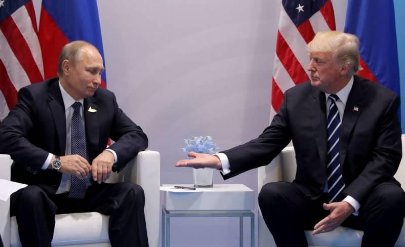 Путин за спиной у Трампа заключает опасные для США альянсы