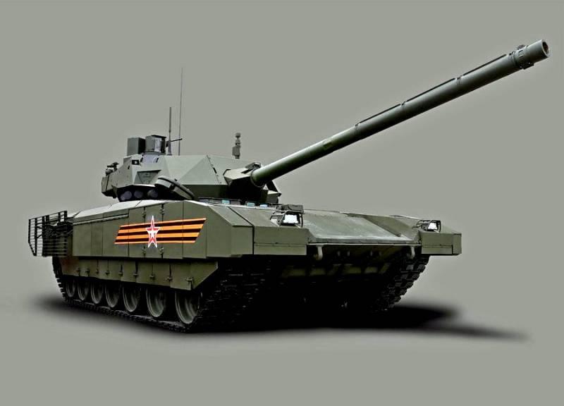Новейший танк Т-14 «Армата». Эксклюзивные фото интерьера
