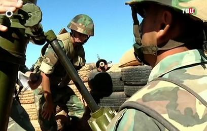 Сирийские военные благодарны российским инструкторам за помощь