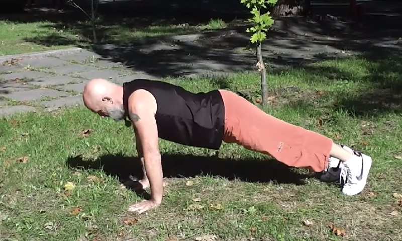 простые упражнения для долголетия