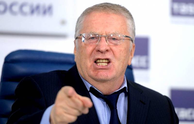 Жириновский про НАТО: Пускай этот колхоз будет вечен!