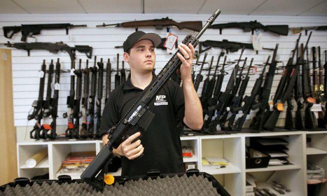 Оружие это способ защитить себя и свою собственность Фото tvcmd