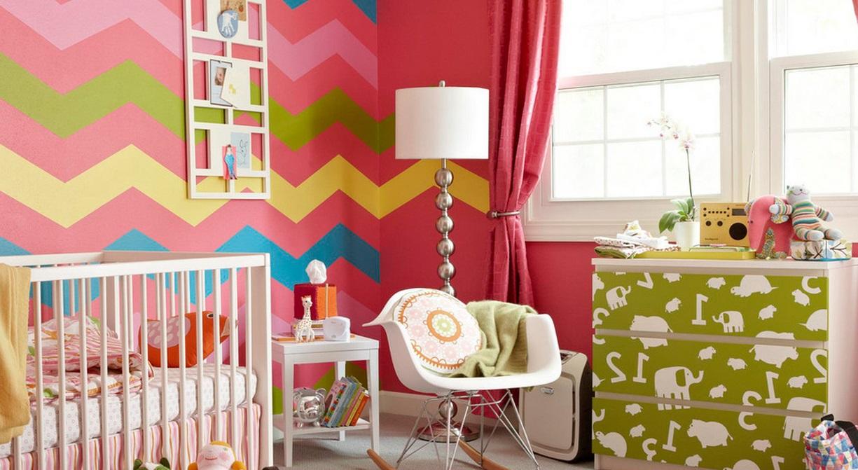 На что обратить внимание в выборе дизайна детской комнаты?