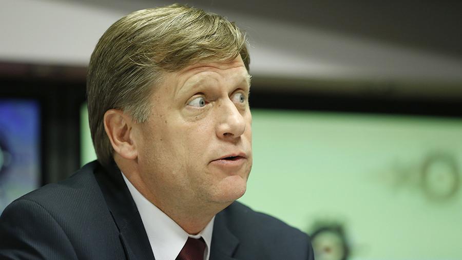 Россия хочет допросить по делу Браудера экс-посла США Майкла Макфола