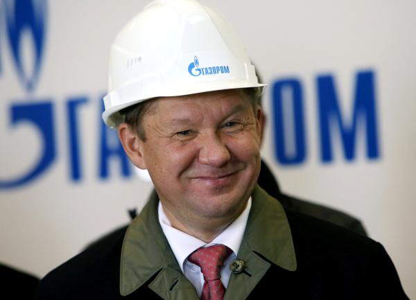 «Газпром» оказался в прибыли…